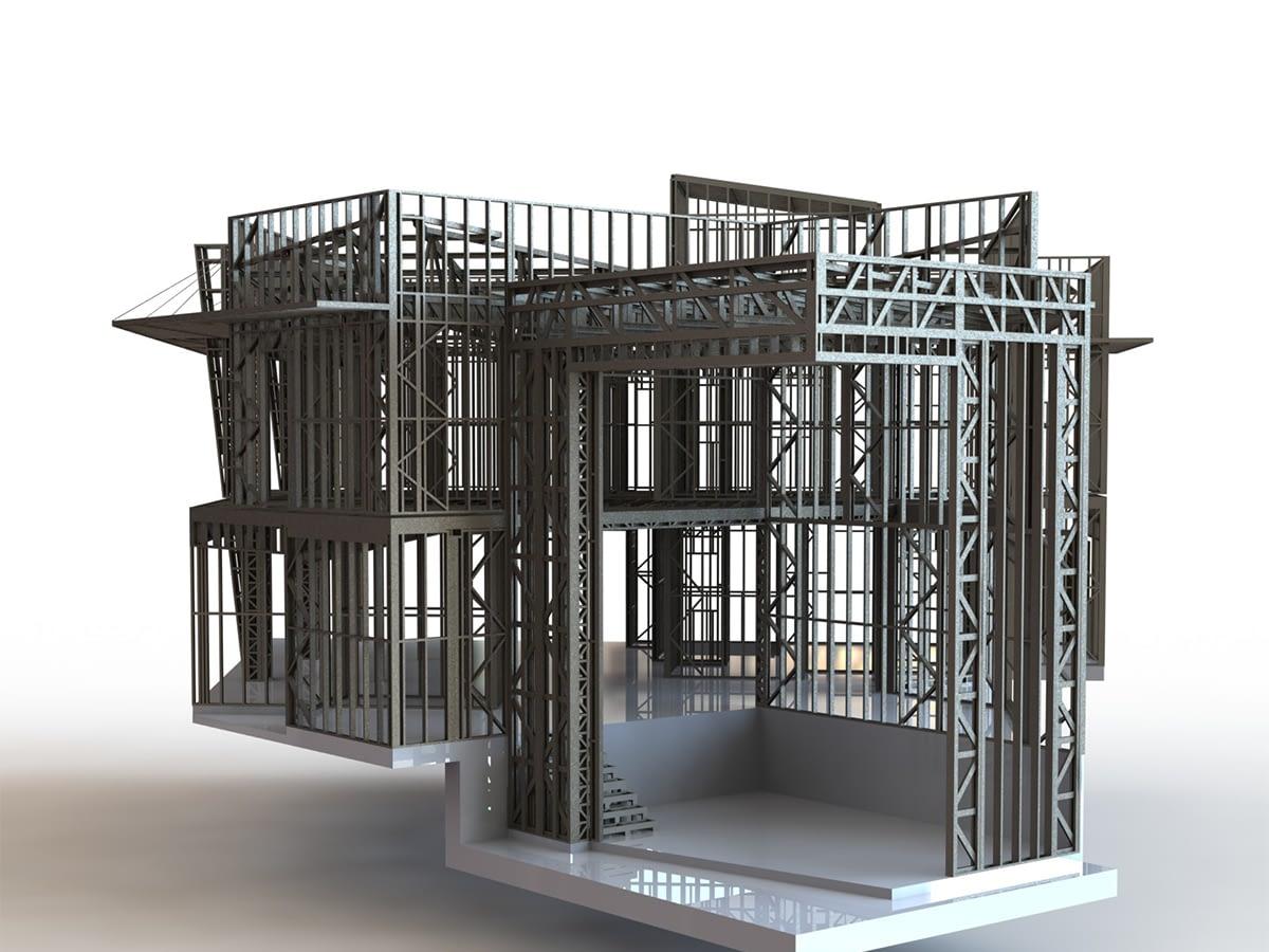 Tecnologias aplicadas à construção civil
